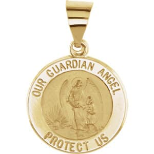 Hollow Guardian Angel Medal