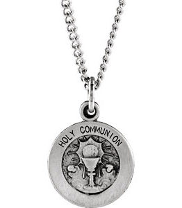 Holy Communion Medal
